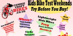 Kids Bike Test Weekends