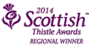 Scottish Thistle Awards 2014